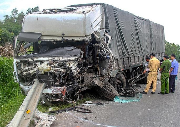 46 người chết do tai nạn giao thông trong 3 ngày nghỉ Tết Nguyên đán - Ảnh 1.
