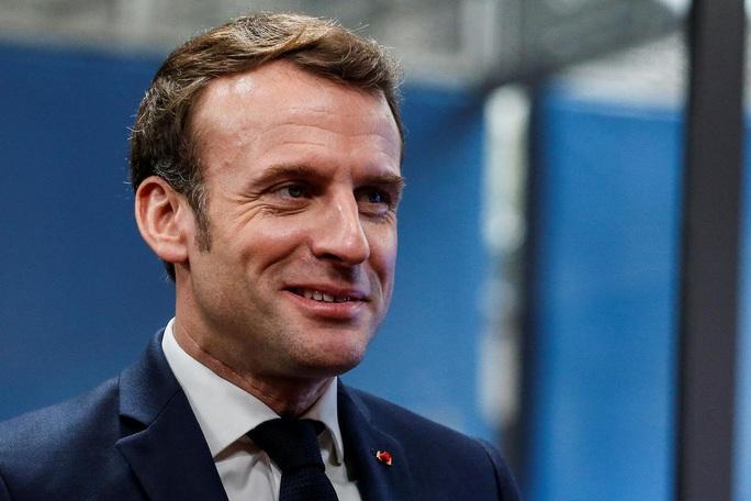 """Thông điệp chúc tết bằng tiếng Việt của Tổng thống Pháp nhận """"bão like"""" - Ảnh 2."""