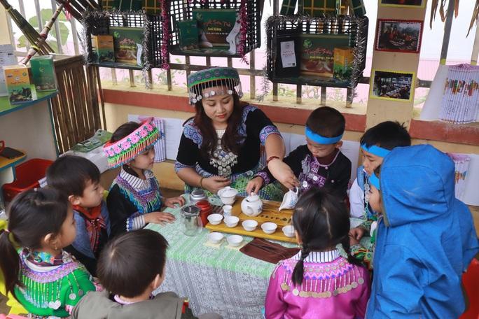 Lớp học STEM của học sinh người Mông - Ảnh 7.