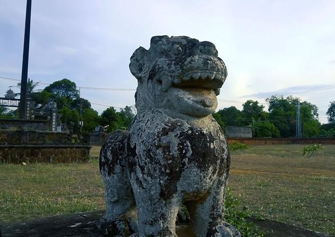 Thành Hoàng Đế - di tích lịch sử có kiến trúc đặc biệt - Ảnh 3.