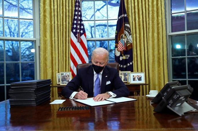 Tổng thống Biden nói gì về việc ông Trump trắng án? - Ảnh 1.
