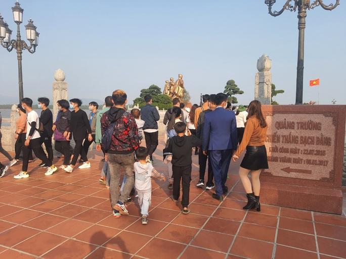 Dấu ấn Bạch Đằng Giang, khu di tích 3 không - Ảnh 5.