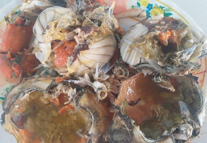 Ngày Tết, cua biển ngon nhất miền Tây giá 1 triệu đồng/kg - Ảnh 4.