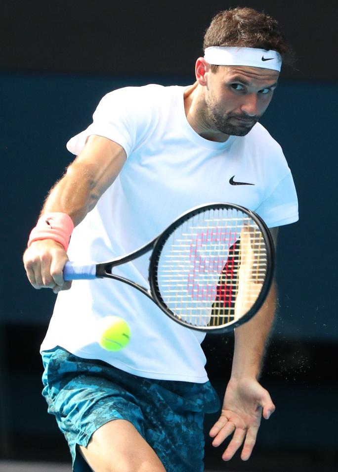 Tay vợt vô danh lập kỷ lục trong lần đầu dự Giải Úc mở rộng - Ảnh 1.