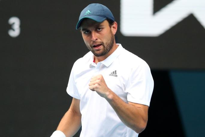 Tay vợt vô danh lập kỷ lục trong lần đầu dự Giải Úc mở rộng - Ảnh 5.