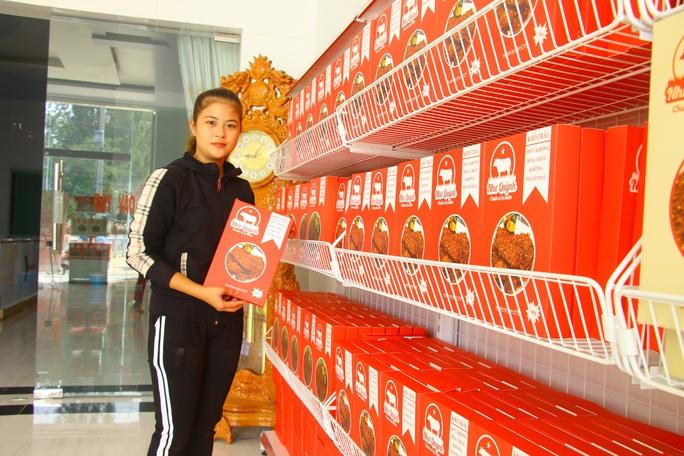 Đặc sản khô trâu Tân Hồng - Ảnh 2.