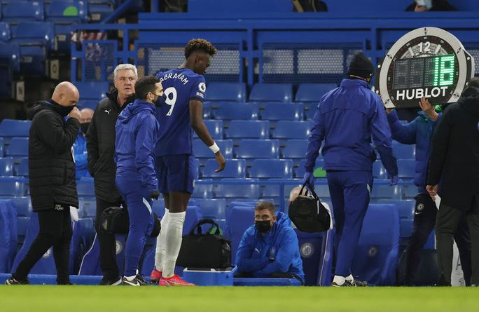Timo Werner giải hạn 1.000 phút, Chelsea bùng nổ với chiến thắng thứ 5 liên tiếp - Ảnh 3.