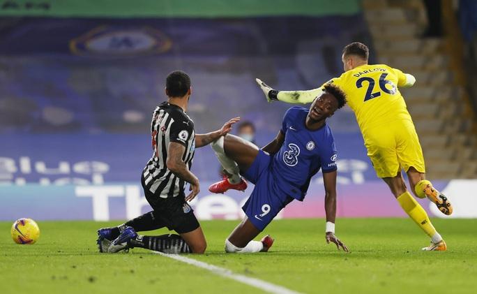 Timo Werner giải hạn 1.000 phút, Chelsea bùng nổ với chiến thắng thứ 5 liên tiếp - Ảnh 2.