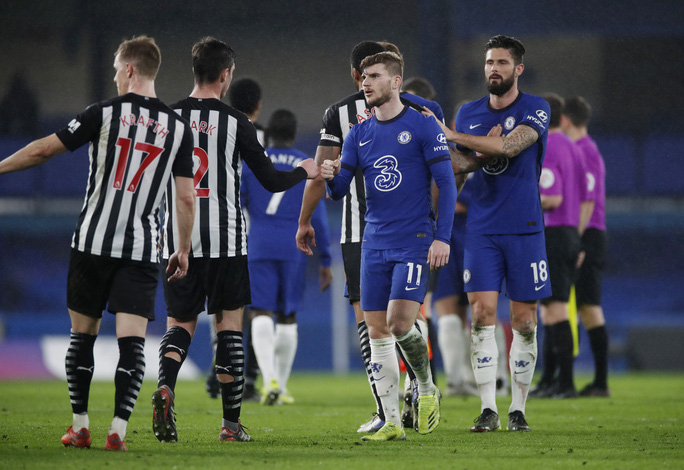 Timo Werner giải hạn 1.000 phút, Chelsea bùng nổ với chiến thắng thứ 5 liên tiếp - Ảnh 7.