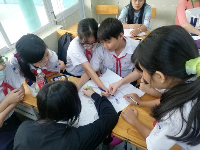 Dạy học sáng tạo: Bước chuyển của giáo dục - Ảnh 2.