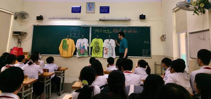 Dạy học sáng tạo: Bước chuyển của giáo dục - Ảnh 1.