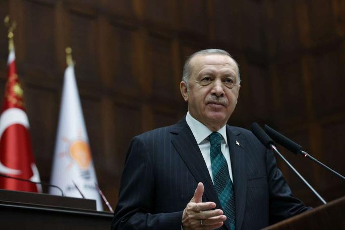 Mỹ lại chọc giận Thổ Nhĩ Kỳ - Ảnh 1.