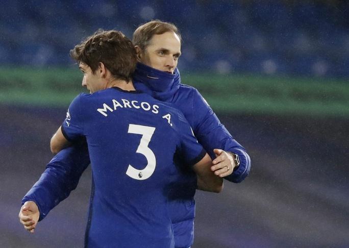 Timo Werner giải hạn 1.000 phút, Chelsea bùng nổ với chiến thắng thứ 5 liên tiếp - Ảnh 8.