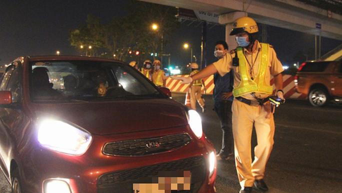 Tai nạn giao thông ở TP HCM giảm mạnh trong 7 ngày Tết - Ảnh 1.
