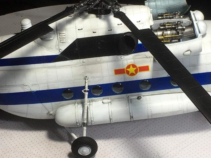 Chiêm ngưỡng bộ sưu tập máy bay mô hình gần 100 chiến đấu cơ của vị thượng tá  - Ảnh 9.