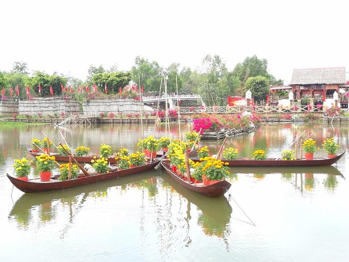 Thỏa sức check in chiếc cầu tre dài nhất Việt Nam giữa rừng tràm - Ảnh 8.