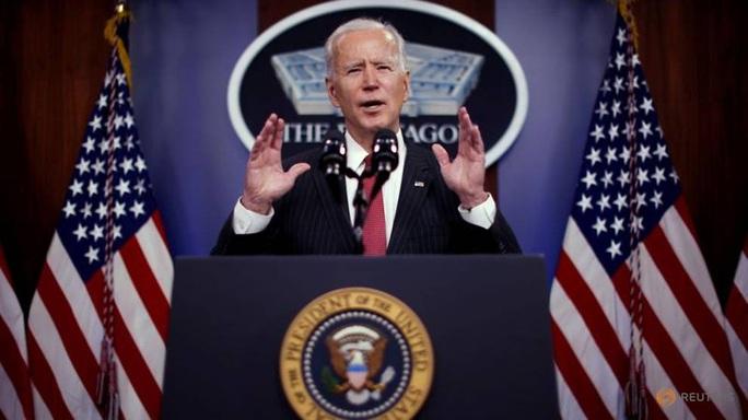 Ông Biden tính lại với Ả Rập Saudi, mở cửa cho Iran - Ảnh 1.