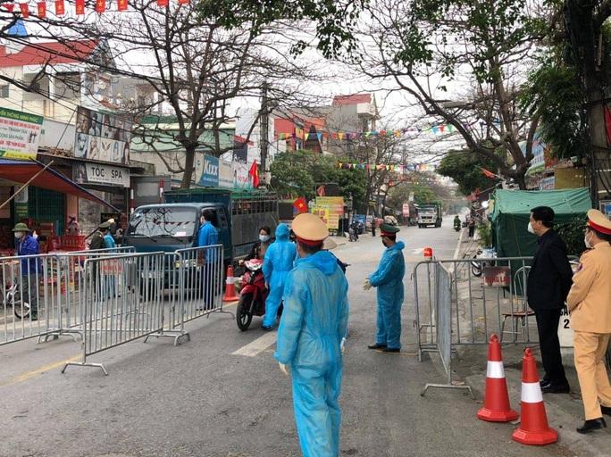 Hải Dương phát hiện ổ dịch mới tại huyện Kim Thành, với 6 ca dương tính SARS-CoV-2 - Ảnh 2.