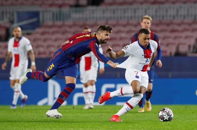 Mbappe thăng hoa với hat-trick, PSG vùi dập Barcelona tại Nou Camp - Ảnh 8.