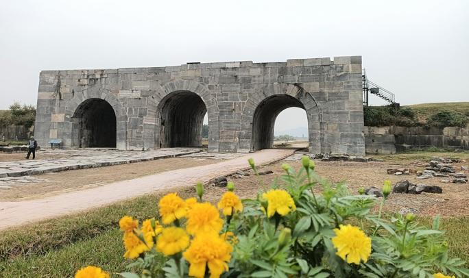 Thành nhà Hồ sau 10 năm trở thành di sản văn hóa thế giới - Ảnh 1.