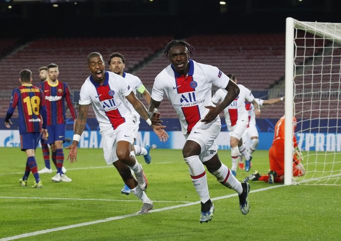 Mbappe thăng hoa với hat-trick, PSG vùi dập Barcelona tại Nou Camp - Ảnh 7.