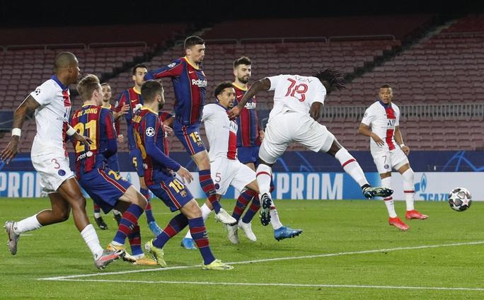 Mbappe thăng hoa với hat-trick, PSG vùi dập Barcelona tại Nou Camp - Ảnh 6.