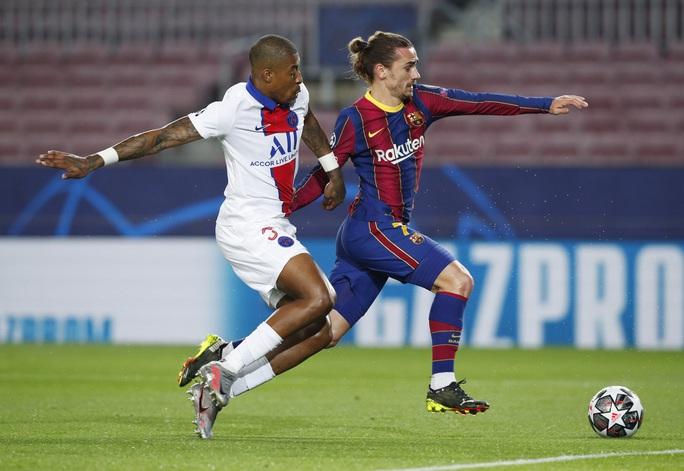 Mbappe thăng hoa với hat-trick, PSG vùi dập Barcelona tại Nou Camp - Ảnh 1.