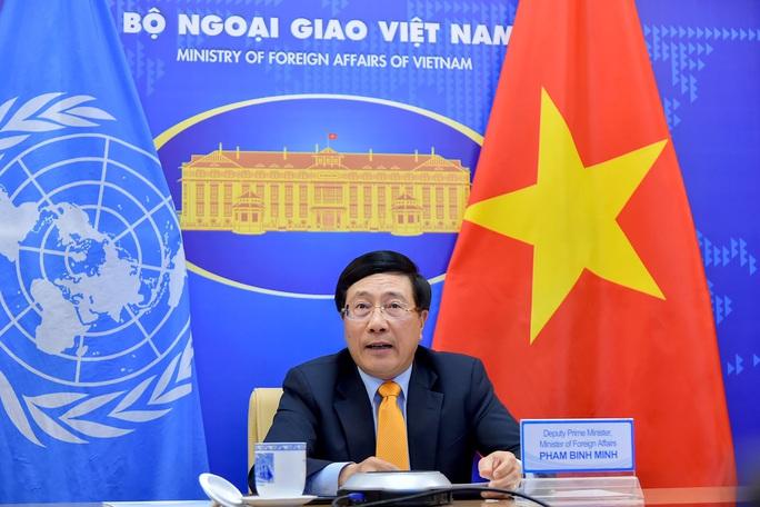 Phó Thủ tướng tham gia thảo luận cấp cao về vắc-xin Covid-19 tại Liên Hiệp Quốc - Ảnh 2.