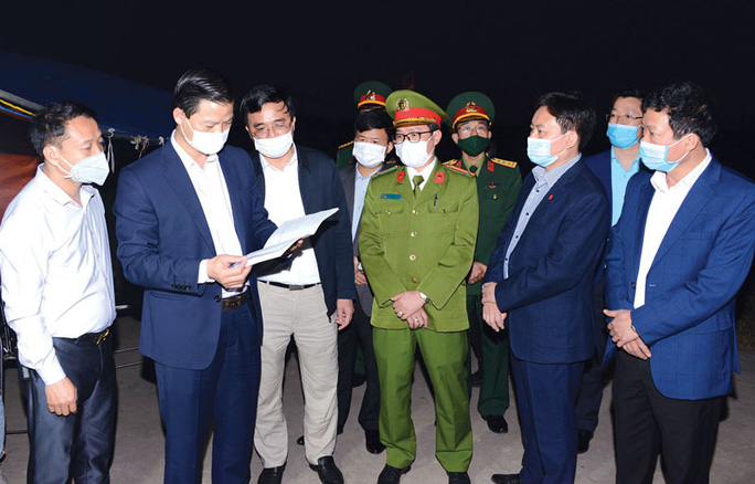 Bắc Ninh tạm dừng sử dụng lao động tỉnh Hải Dương - Ảnh 1.