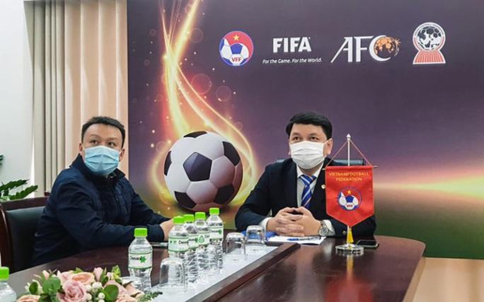 VFF nói gì khi AFC dời lịch vòng loại World Cup đến tháng 6? - Ảnh 1.