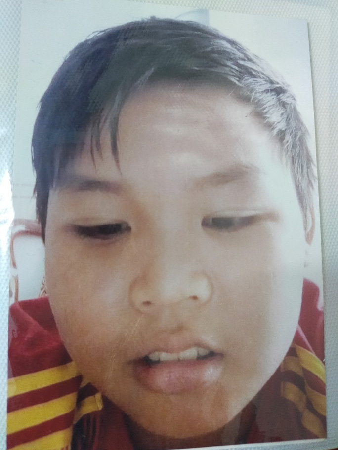 Thiếu niên 15 tuổi ở Hóc Môn mất tích bí ẩn - Ảnh 1.