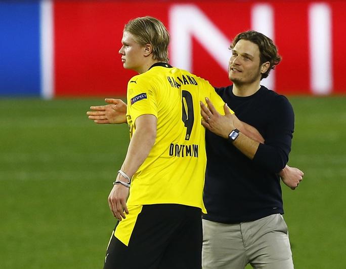 Dortmund ngược dòng siêu đỉnh với Haaland, Sevilla ngã ngựa sân nhà - Ảnh 8.
