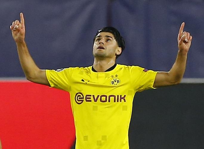 Dortmund ngược dòng siêu đỉnh với Haaland, Sevilla ngã ngựa sân nhà - Ảnh 3.