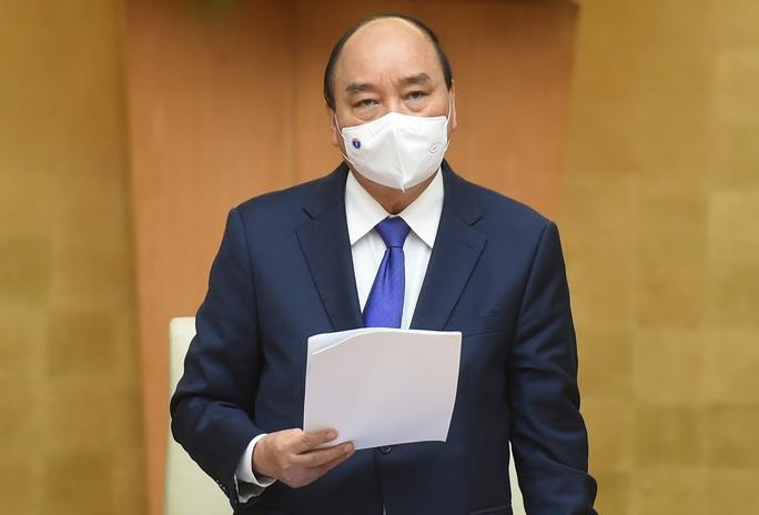 Thủ tướng yêu cầu nghiên cứu biện pháp phòng, chống dịch trong bối cảnh mới - Ảnh 1.