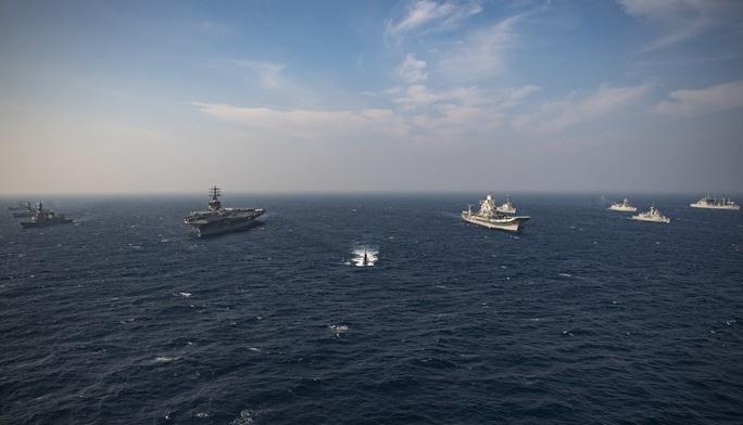 Mỹ tăng áp lực với Trung Quốc - Ảnh 1.