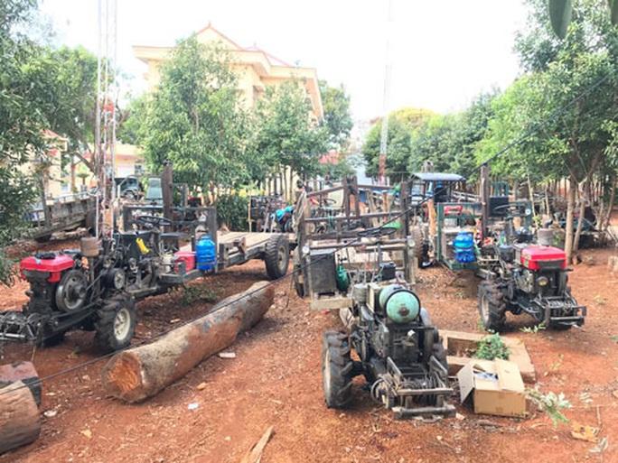 Phá nát rừng cộng đồng - Ảnh 2.