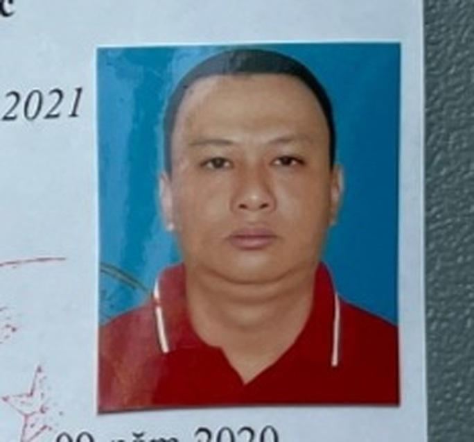 Công an TP HCM truy nã Nguyễn Duy Trúc - Ảnh 1.