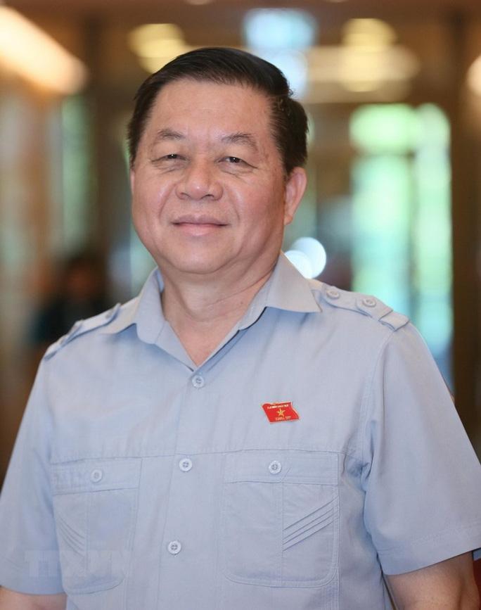 Thượng tướng Nguyễn Trọng Nghĩa làm Trưởng ban Tuyên giáo Trung ương - Ảnh 3.