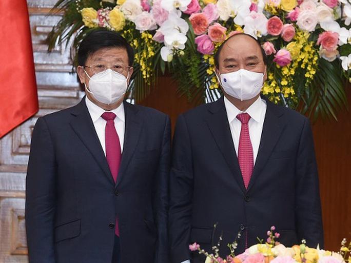 Tổng Bí thư, Chủ tịch nước Nguyễn Phú Trọng tiếp Bộ trưởng Công an Trung Quốc - Ảnh 2.