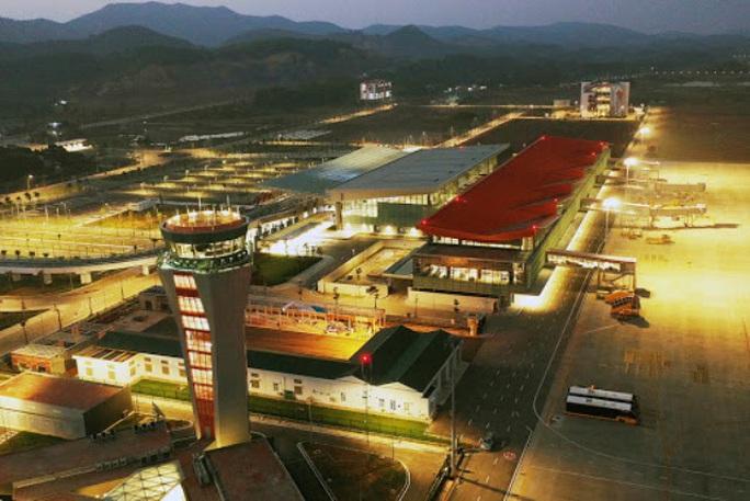 Tiếp tục gia hạn đóng cửa sân bay Vân Đồn - Ảnh 1.
