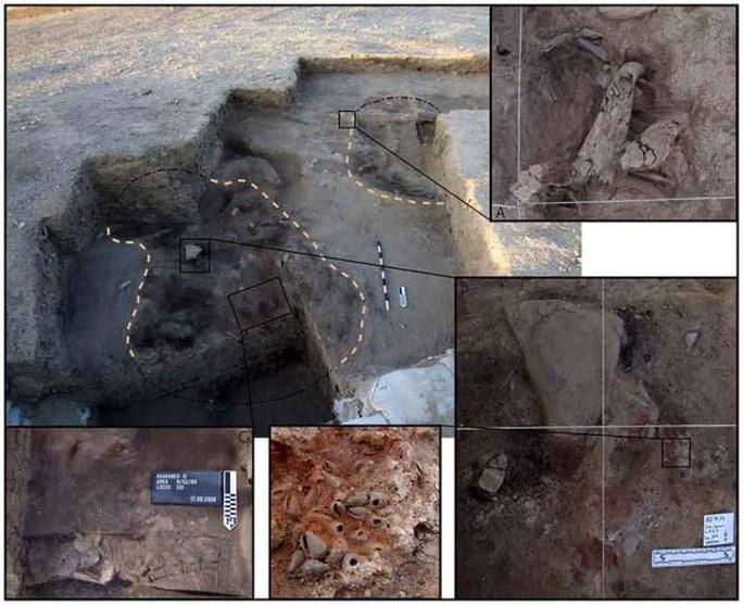 Bí ẩn mộ cổ người đàn bà 20.000 tuổi trong lều thợ săn - Ảnh 1.