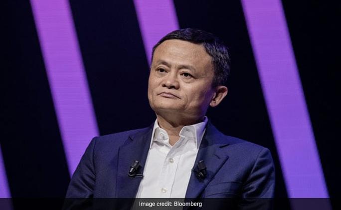 Jack Ma mất tên trong danh sách doanh nhân Trung Quốc vĩ đại - Ảnh 1.