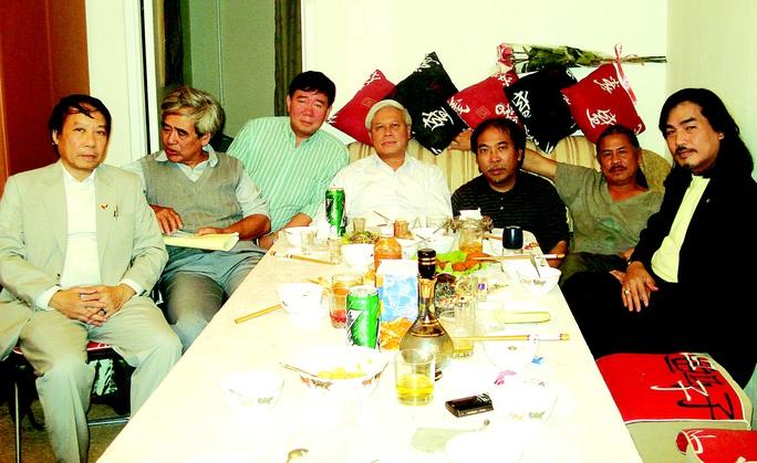 Tết bên Nga của nhà văn Việt - Ảnh 1.