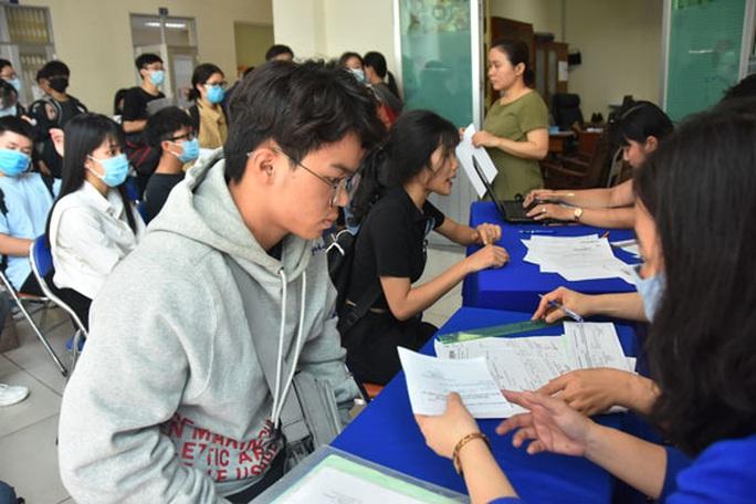 Nhiều quy định mới trong thi tốt nghiệp THPT 2021 - Ảnh 1.