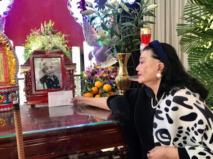 Kỳ nữ Kim Cương tiễn biệt đào độc Kim Giác - Ảnh 1.