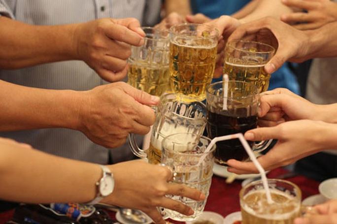 Ăn gì để khắc phục hậu quả tiệc rượu ngày Tết? - Ảnh 1.