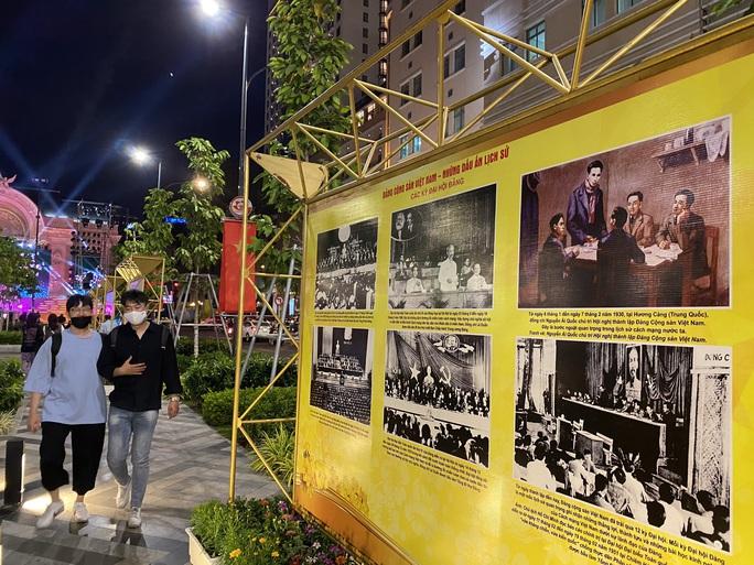 Kỷ niệm 91 năm ngày thành lập Đảng Cộng sản Việt Nam (3.2.1930-3.2.2021): Khát vọng - Tỏa sáng ngợi ca vai trò của Đảng - Ảnh 1.