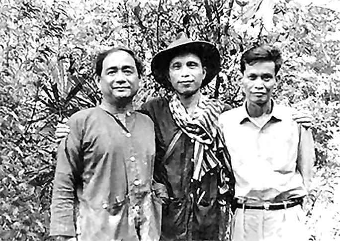 """Nguyễn Văn Bổng với """"Con trâu"""" - Ảnh 1."""
