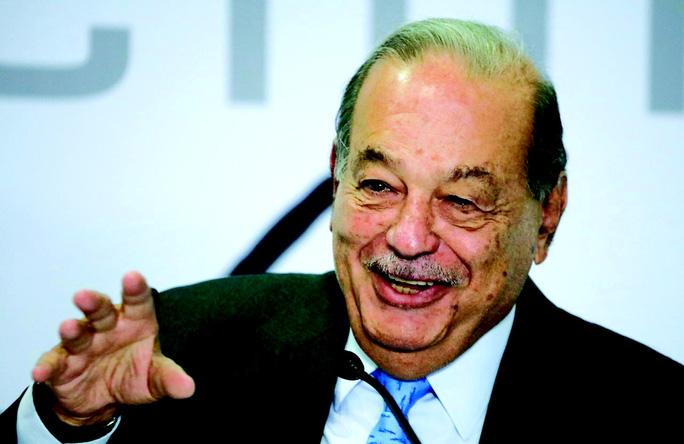 Carlos Slim Helu Reuters