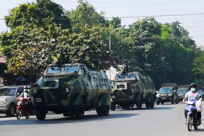 Myanmar: Căng thẳng gia tăng sau đảo chính - Ảnh 1.